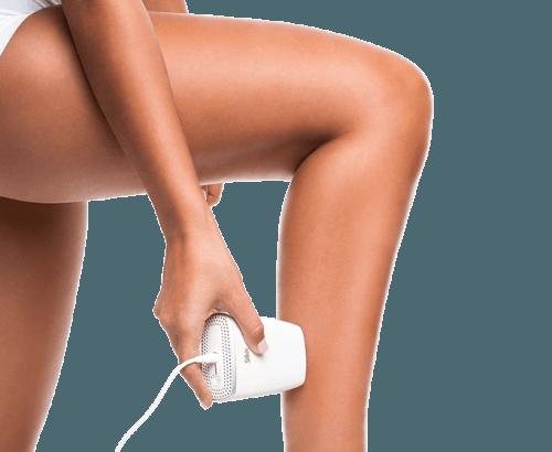 Silk'n Jewel tartós végleges szőrtelenítő HPL IPL teljes testfelület láb