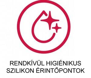 Silk'n ikon: rendkívül higiéikus szilikon érintőpontok