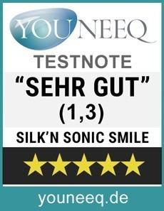 Silk'n SoniCare elektromos fogkefe teszt - youneeq