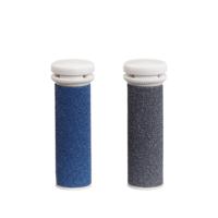 MicroPedi görgők kék fekete